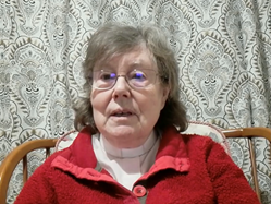 Photograph of District Chaplain Cathy Pynn